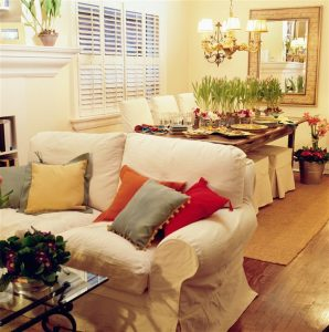 prep your home when hosting guests