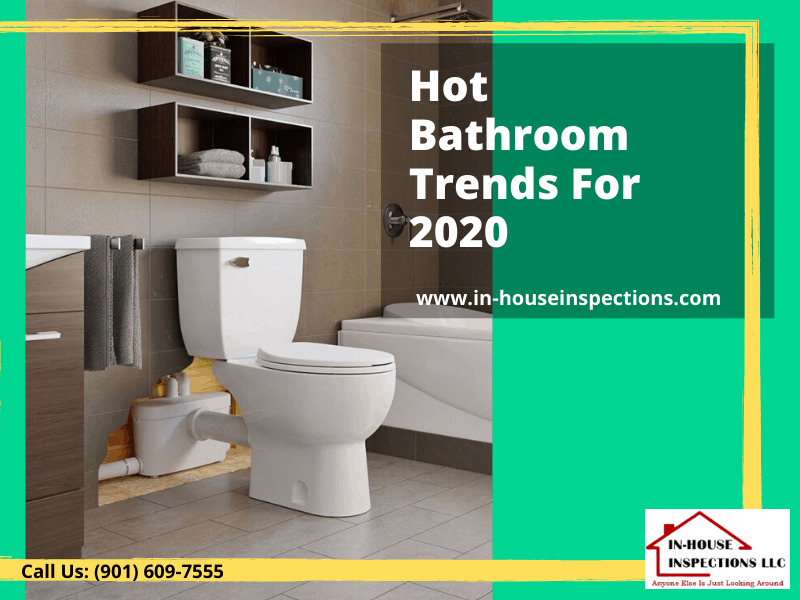 bathroom trends 2020 In-House