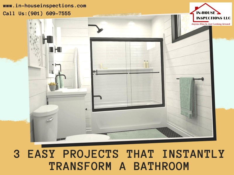 transform a bathroom