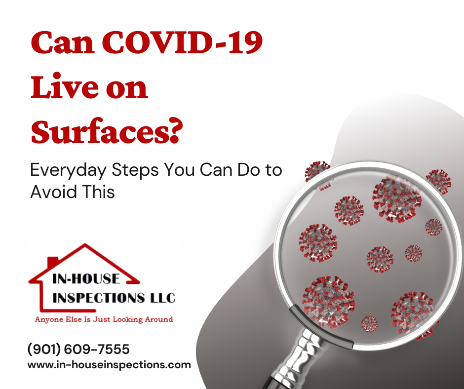 In-House Inspections LLC COVID-19 Tips
